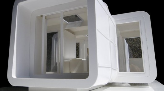 Модульная концепция жилого дома поможет решить жилищную проблему в городе и в сельской местности