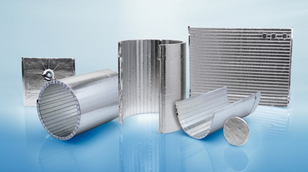 Ученые разрабатывают тонкий и эффективный теплоизоляционный материал