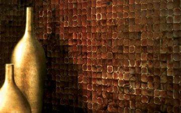 Новые коллекции плитки из кокосовой скорлупы от Kirei USA добавят необычности интерьеру вашего дома