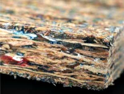 Новый строительный материал из переработанного сырья станет достойной альтернативой дереву и пластику