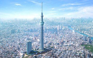 Sky Tree: самая сейсмоустойчивая конструкция в мире