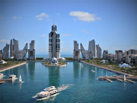 Инвестиционная компания Avesta Group построит в Азербайджане самую высокую башню