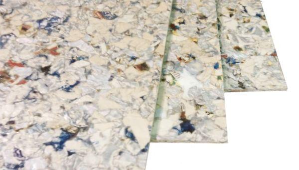 ReWall выпускает переработанные строительные материалы для устойчивых домов