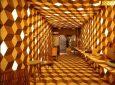 Bamboo LED: новые строительные панели из бамбука со встроенной системой освещения