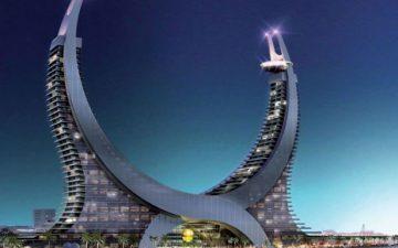 В Катаре будет построен знаковый отель для размещения гостей чемпионата мира