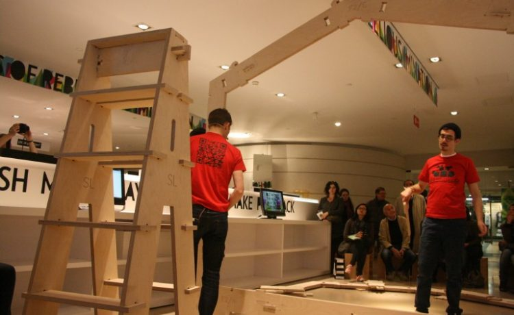 WikiHouse: спроектируйте, «напечатайте» и постройте свой дом!