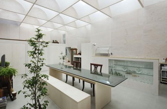 Daylight House: дом с новой технологией естественного освещения