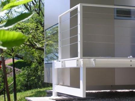 В Швейцарии построили микро-дом всего за 4 минуты и 9 секунд