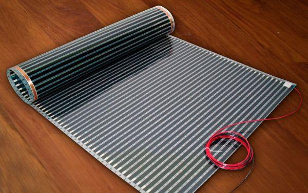 InfraFloor представила энергоэффективную систему радиационного отопления пола