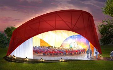 Новый многофункциональный культурный центр будет построен в Саутгемптоне, Нью-Йорк
