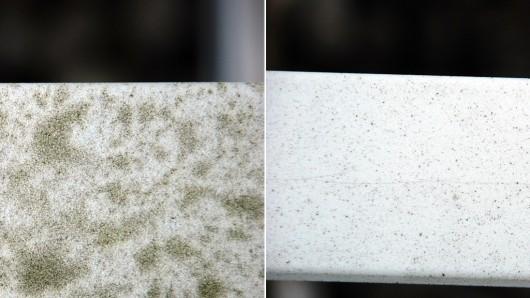 Новое покрытие с добавлением диоксида титана имеет свойства самоочистки