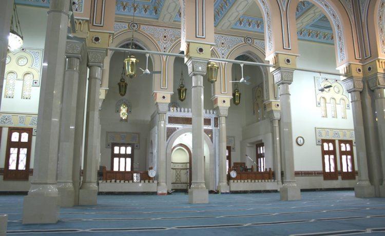В Дубаи будет построена первая экологичная мечеть
