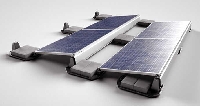 Ecofoot 2 – система монтажа нового поколения для плоских крыш
