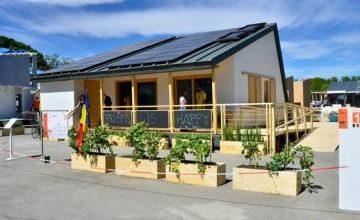 Солнечный сборный дом Prispa (Румыния): покупай и вселяйся