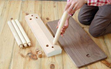 Мебель Wood Peg – новый взгляд на создание универсального интерьера дома