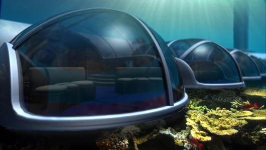 Poseidon Resorts завершила дизайн-проект подводного отеля