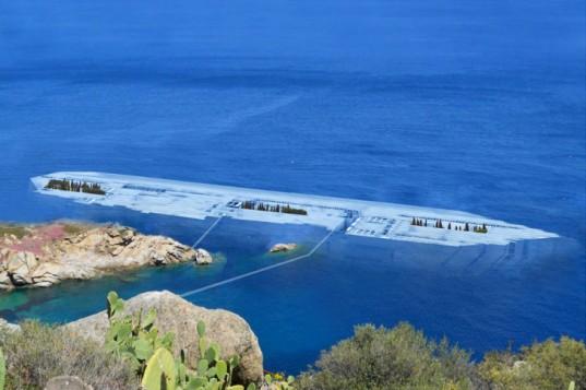 Затонувший корабль Коста Конкордиа превратится в новый приморский парк