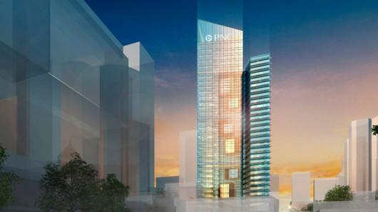 «Дышащий» небоскреб в Питтсбурге станет самым экологически чистым в мире