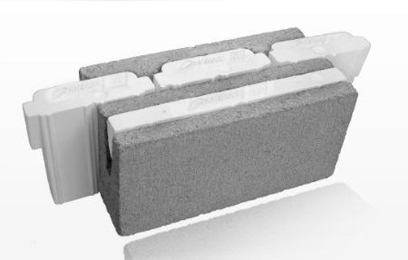 Новая изолированная структурная стеновая система от Omni Block