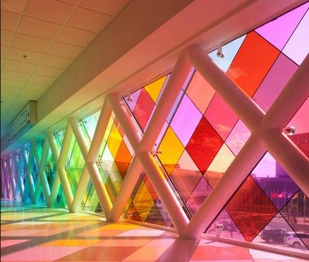 Структурное, архитектурное и дизайнерское стекло от GlasPro