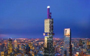 Самый высокий небоскреб в Южном полушарии будет построен в Мельбурне