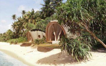 Nomadic Resorts представил крошечные сборные домики, которые можно установить где угодно