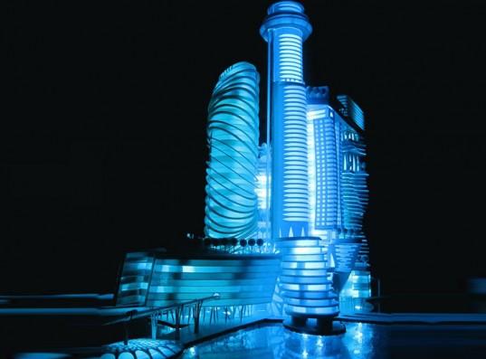 Для Барселоны предложили проект искусственного острова с отелем и спа-курортом