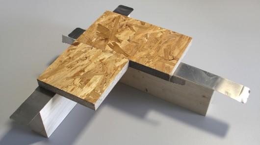 Ученые разработали клей для склеивания сборных домов