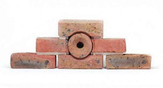 Кирпичи Bird Brick: новое жилье для птиц в зданиях и стенах сада