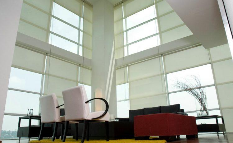 Компания Phifer разработала новые экологичные ткани с контролем освещения SheerWeave