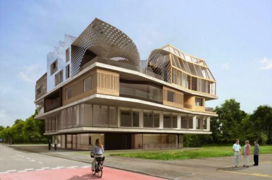 В Швейцарии строится стенд для испытаний новых строительных технологий