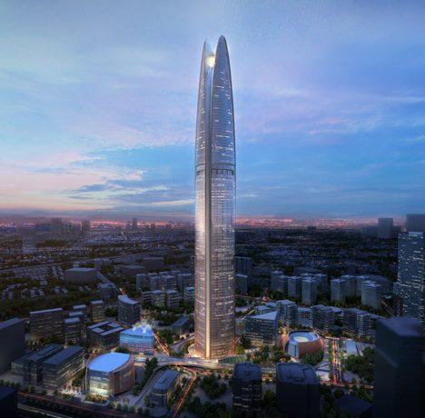 В Индонезии будет построен небоскреб, который собирает и использует энергию ветра