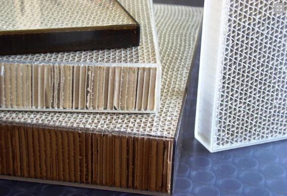 Новые композитные панели из переработанных материалов от Bencore