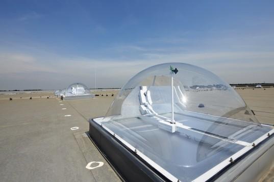 Инновационный световой купол для освещения самых темных уголков зданий