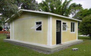 Новый способ строительства энергосберегающих доступных сборных домов от Inovatec System