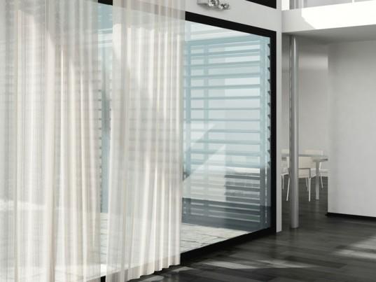 «Умные» шторы реагируют на свет и сокращают расходы на электроэнергию