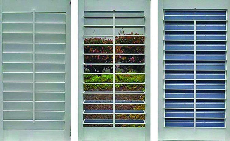 Американская компания предлагает домовладельцам жалюзи с солнечными панелями