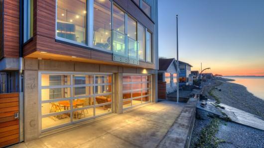 Tsunami House: дом, который сможет противостоять природной стихии