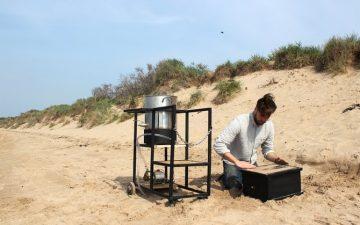 Новый биобетон из песка, бактерий и мочевины