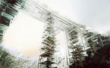 В Италии возведен мост, пригодный для жилья