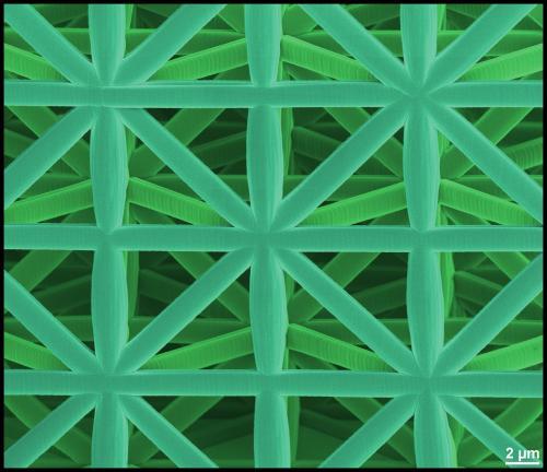 Ученые создали ультра-легкие и супер-устойчивые строительные материалы