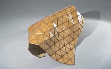 Woodskin: новая эластичная фанера от дизайн-студии MammaFotogramma
