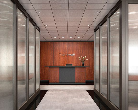 Новые подвижные стеновые системы для оптимальной организации пространства офиса