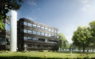 В Норвегии открылось самое экологичное в мире офисное здание