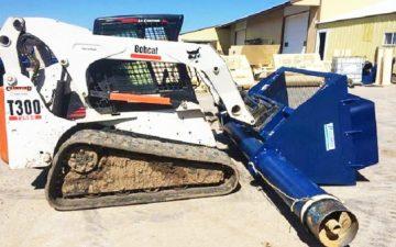 Строители из United Earth Builders механизировали возведение домов из мешков с землей