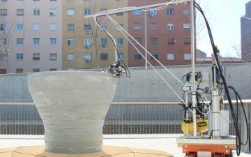 Ученые разработали мини-роботов, печатающих крупномасштабные 3D-конструкции