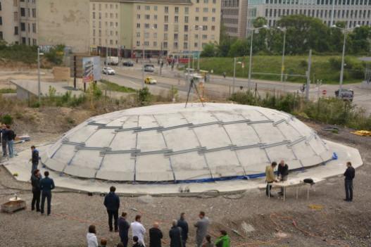 Бетон купола коронка алмазная по бетону купить иркутск