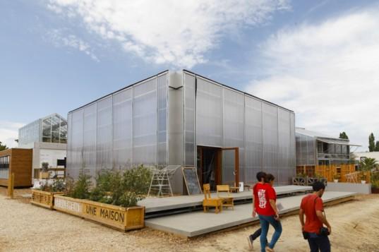 Пассивный дом Ressò получил первую премию на европейском конкурсе Solar Decathlon 2014
