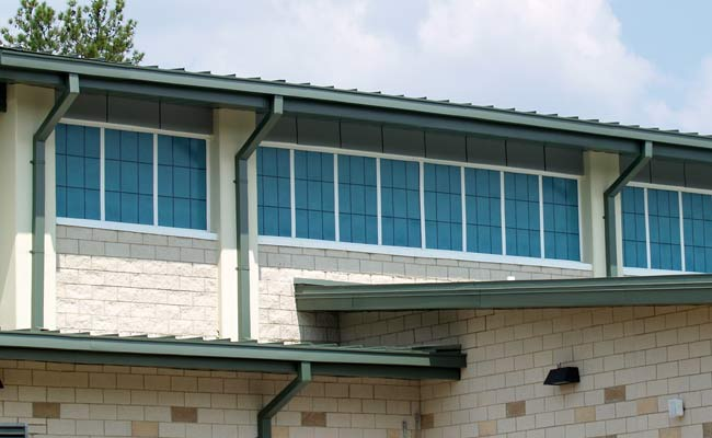 Clima-Tite™: новые прозрачные стеновые панели от компании Major Skylights