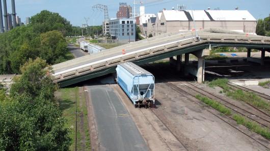 Ученые создают систему с участием автономных БПЛА для проверки состояния мостов